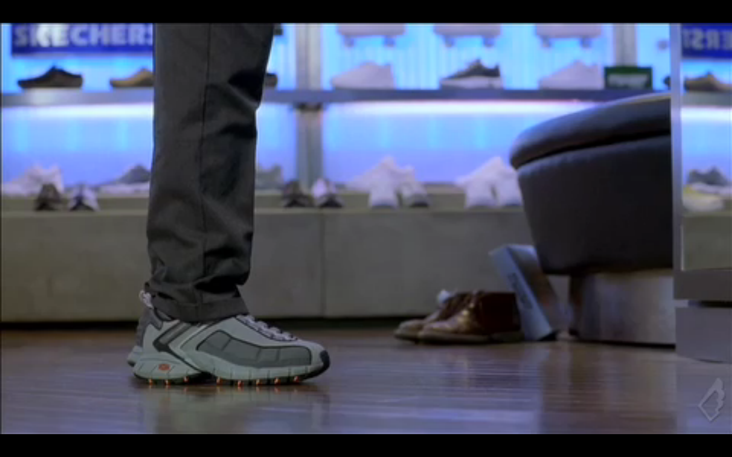 About a Boy: Marcus' Shoes