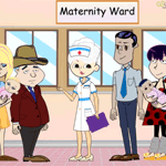 Parents at the Maternity Ward